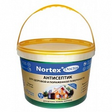 Антисептик Nortex®-Doctor (НОРТЕКС®-ДОКТОР) для бетона (9,5кг) НОРТ